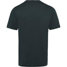 The North Face Reaxion Amp Crew T-Shirt Men ponderosa green heather
